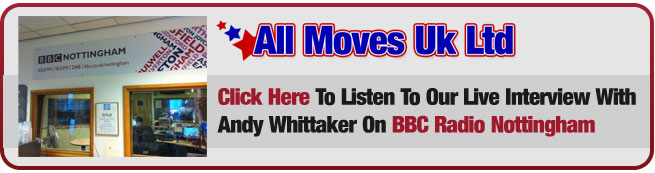 Click Here To Listen To Our Live BBC Radio Nottingham Interview With Andy Whittaker