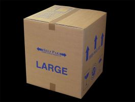 Large Double Walled Packing Box
