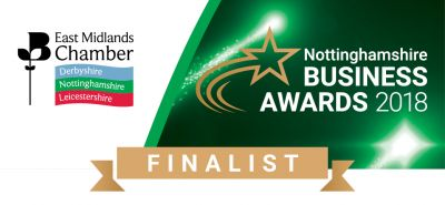 Nottingham Business Awards Finalists 2018